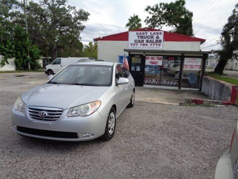 2010 Hyundai Elantra for sale at EAST LAKE TRUCK & CAR SALES in Holiday FL