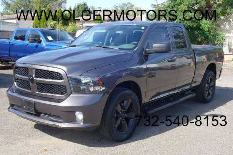 2018 RAM Ram Pickup 1500 for sale at Olger Motors, Inc. in Woodbridge NJ
