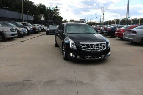 2013 Cadillac XTS for sale at F & M AUTO SALES in Detroit MI