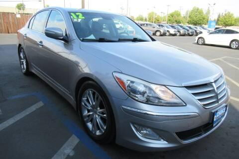 2012 Hyundai Genesis for sale at Choice Auto & Truck in Sacramento CA