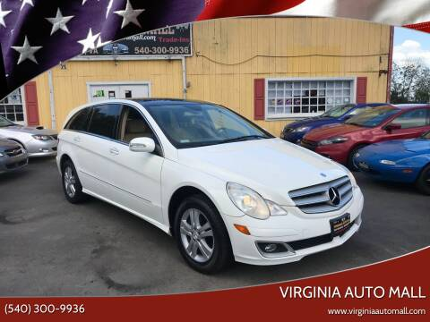 2006 Mercedes-Benz R-Class for sale at Virginia Auto Mall in Woodford VA