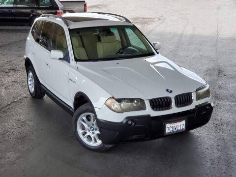 2004 BMW X3 for sale at Gold Coast Motors in Lemon Grove CA