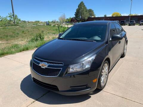 2012 Chevrolet Cruze for sale at Accurate Import in Englewood CO