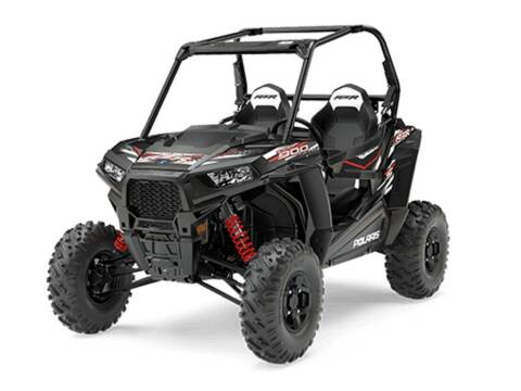 2017 Polaris RZR® S 900 EPS Black Pear for sale at Head Motor Company - Head Indian Motorcycle in Columbia MO