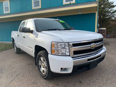 2010 Chevrolet Silverado 1500 for sale at Mutual Motors in Hyannis MA