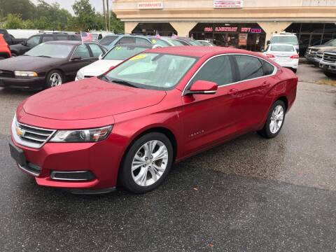 2015 Chevrolet Impala for sale at Mega Autosports in Chesapeake VA