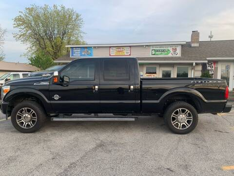 2015 Ford F-250 Super Duty for sale at Revolution Motors LLC in Wentzville MO