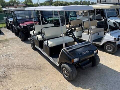 2008 Club Car Villager 6 Passenger Electric for sale at METRO GOLF CARS INC in Fort Worth TX