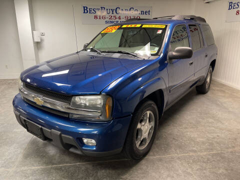 2006 Chevrolet TrailBlazer EXT for sale at Best Buy Car Co in Independence MO