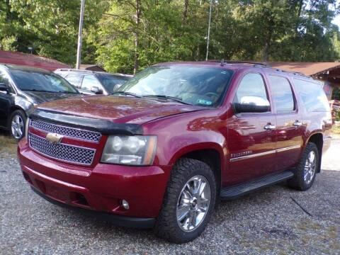 2009 Chevrolet Suburban for sale at Select Cars Of Thornburg in Fredericksburg VA