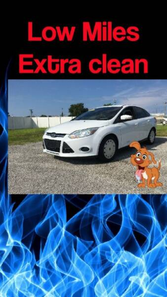 2013 Ford Focus for sale at First Coast Auto Connection in Orange Park FL