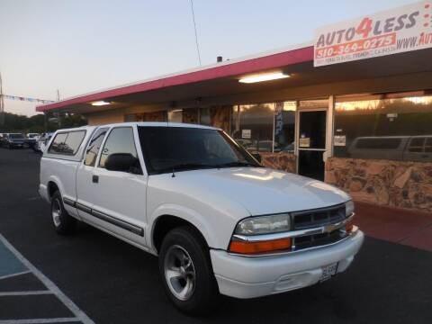 2001 Chevrolet S-10 for sale at Auto 4 Less in Fremont CA