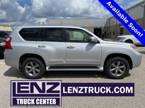 2012 Lexus GX 460 for sale at LENZ TRUCK CENTER in Fond Du Lac WI