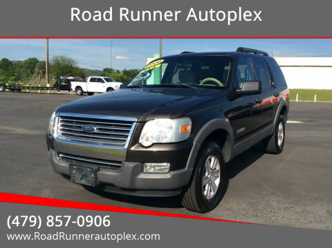 2006 Ford Explorer for sale at Road Runner Autoplex in Russellville AR