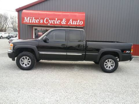 2005 GMC Sierra 1500 for sale at MIKE'S CYCLE & AUTO - Mikes Cycle and Auto (Liberty) in Liberty IN