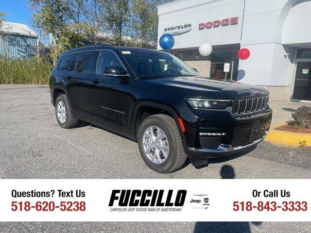 2021 Jeep Grand Cherokee L for sale in Amsterdam, NY