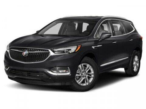 2020 Buick Enclave for sale at QUALITY MOTORS in Salmon ID