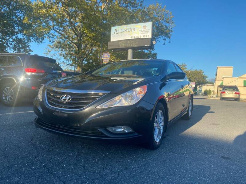 2013 Hyundai Sonata for sale at All Star Auto Sales and Service LLC in Allentown PA