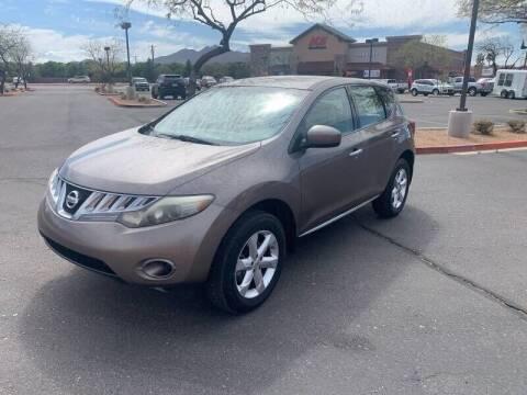 2009 Nissan Murano for sale at San Tan Motors in Queen Creek AZ