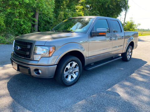 2014 Ford F-150 for sale at Autoteam of Valdosta in Valdosta GA