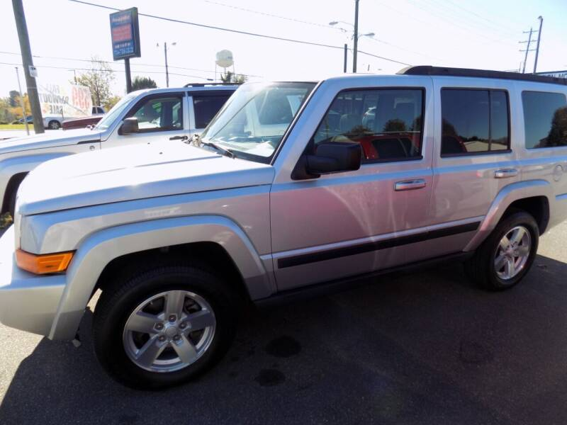 2008 Jeep Commander for sale at Pro-Motion Motor Co in Lincolnton NC