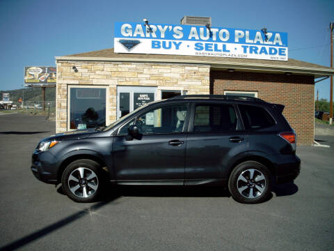 2018 Subaru Forester for sale at GARY'S AUTO PLAZA in Helena MT