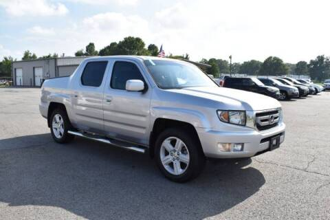 2010 Honda Ridgeline for sale at Auto Credit Xpress - Sherwood in Sherwood AR