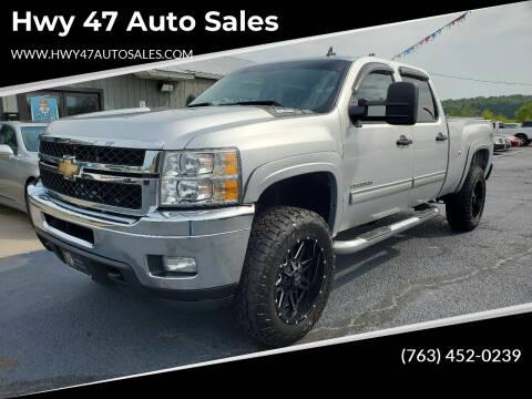 2011 Chevrolet Silverado 2500HD for sale at Hwy 47 Auto Sales in Saint Francis MN