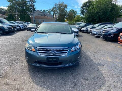 2010 Ford Taurus for sale at All Starz Auto Center Inc in Redford MI