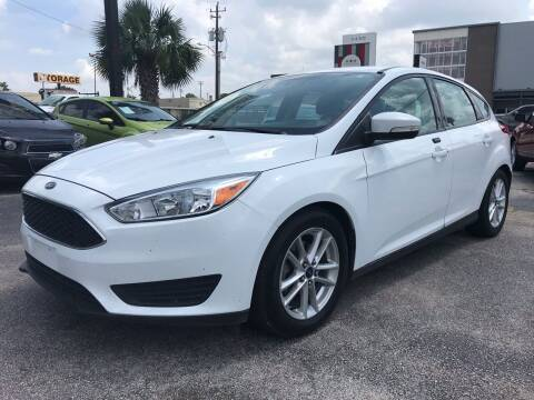 2016 Ford Focus for sale at Saipan Auto Sales in Houston TX