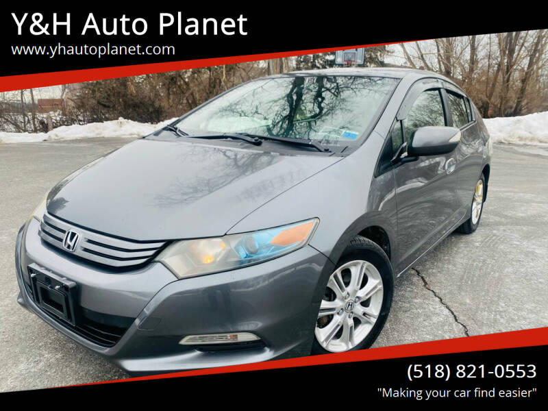 2010 Honda Insight for sale at Y&H Auto Planet in West Sand Lake NY