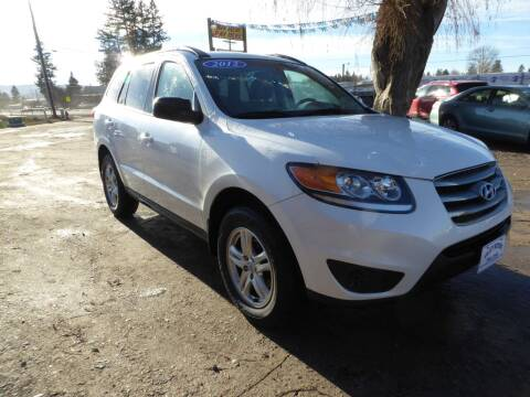2012 Hyundai Santa Fe for sale at VALLEY MOTORS in Kalispell MT