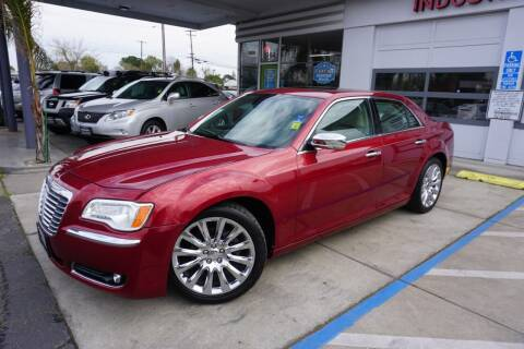 2012 Chrysler 300 for sale at Industry Motors in Sacramento CA
