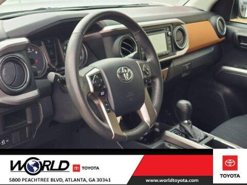 2017 Toyota Tacoma for sale at CU Carfinders in Norcross GA