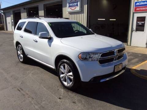 2013 Dodge Durango for sale at TRI-STATE AUTO OUTLET CORP in Hokah MN