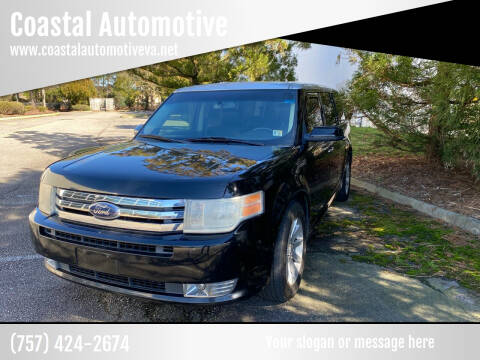 2009 Ford Flex for sale at Coastal Automotive in Virginia Beach VA