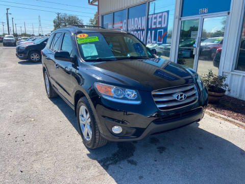 2012 Hyundai Santa Fe for sale at Lee Auto Group Tampa in Tampa FL