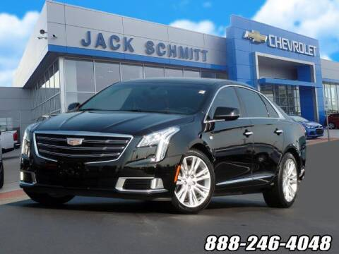 2019 Cadillac XTS for sale at Jack Schmitt Chevrolet Wood River in Wood River IL