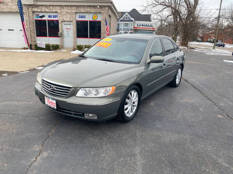 2007 Hyundai Azera for sale at Scotts Tyler Auto Sales in Wilmington IL
