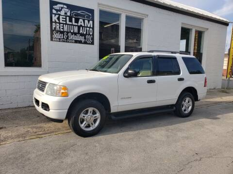 2004 Ford Explorer for sale at Kellam Premium Auto Sales & Detailing LLC in Loudon TN