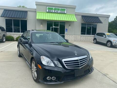2010 Mercedes-Benz E-Class for sale at Cross Motor Group in Rock Hill SC