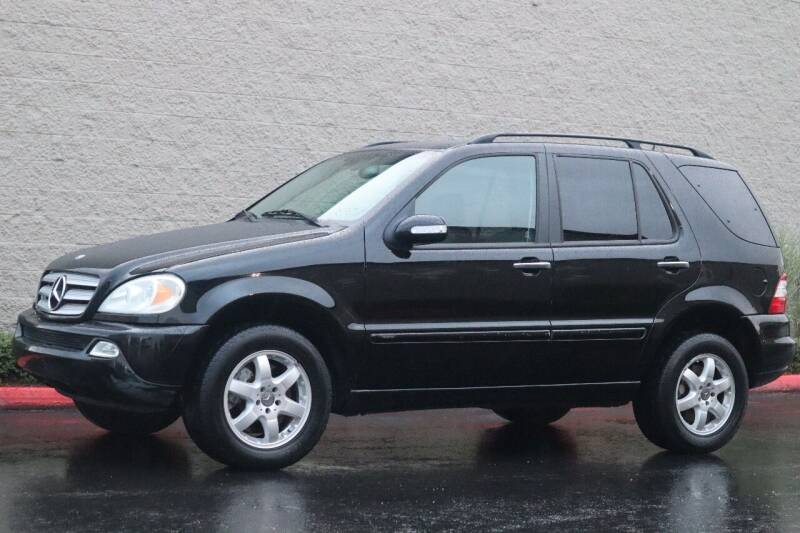 2004 Mercedes-Benz M-Class for sale at Overland Automotive in Hillsboro OR