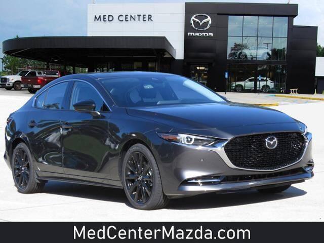 2021 Mazda Mazda3 Sedan Premium Plus