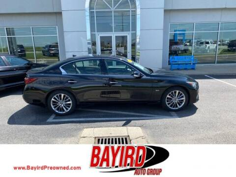 2018 Infiniti Q50 for sale at Bayird Truck Center in Paragould AR