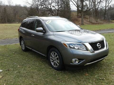 2015 Nissan Pathfinder for sale at ELIAS AUTO SALES in Allentown PA
