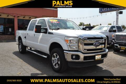 2011 Ford F-250 Super Duty for sale at Palms Auto Sales in Citrus Heights CA