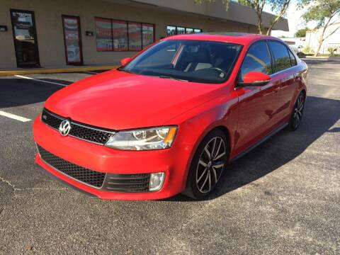 2012 Volkswagen Jetta for sale at Top Garage Commercial LLC in Ocoee FL