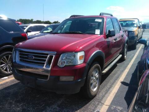 2007 Ford Explorer Sport Trac for sale at Buy Here Pay Here Lawton.com in Lawton OK