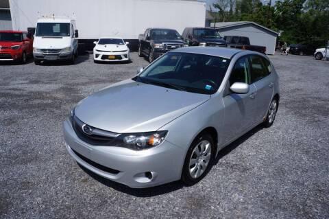2011 Subaru Impreza for sale at Autos By Joseph Inc in Highland NY