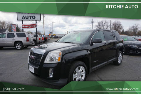 2013 GMC Terrain for sale at Ritchie Auto in Appleton WI